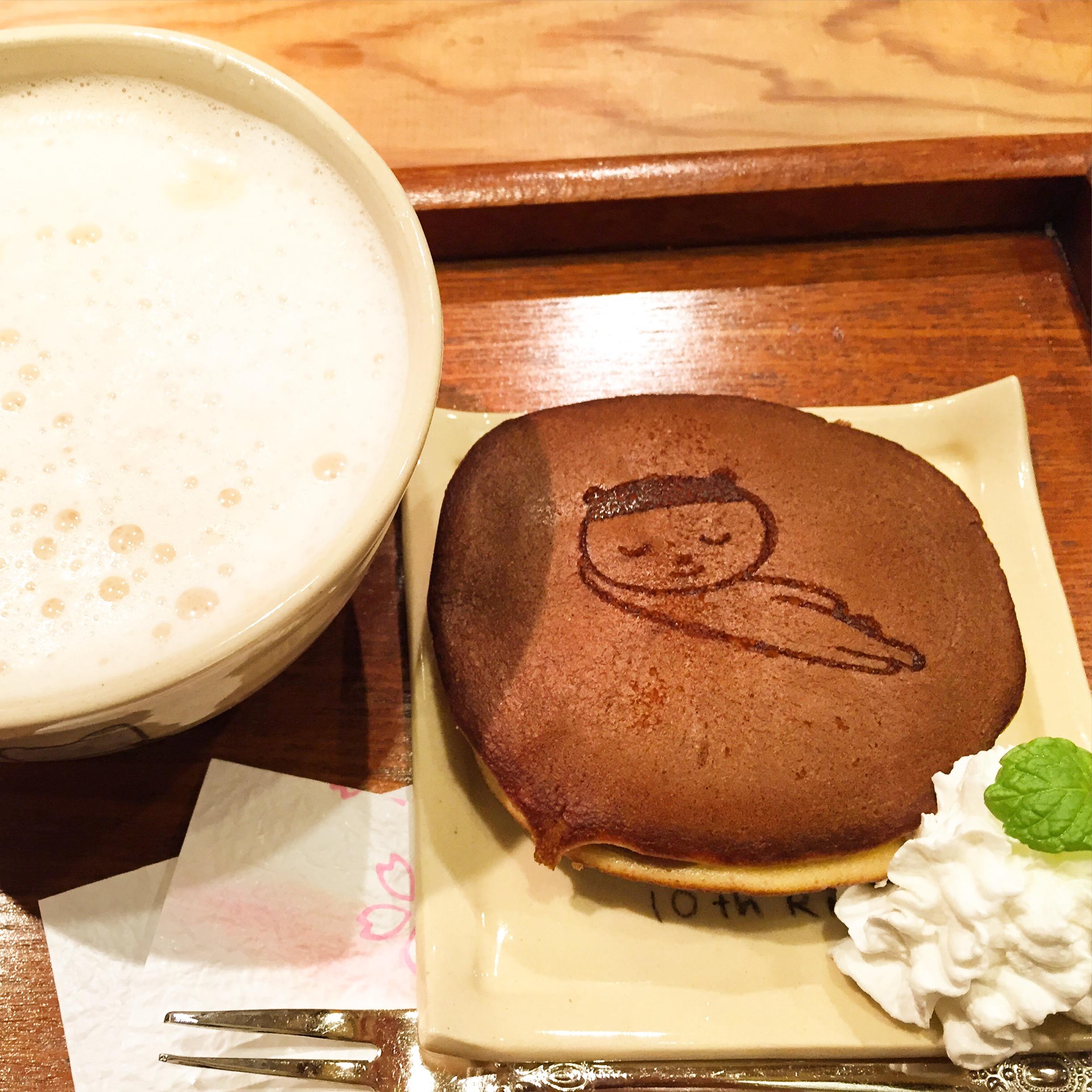 紙カフェ てんてんセット